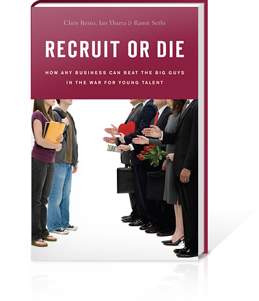 Book Recruit or Die